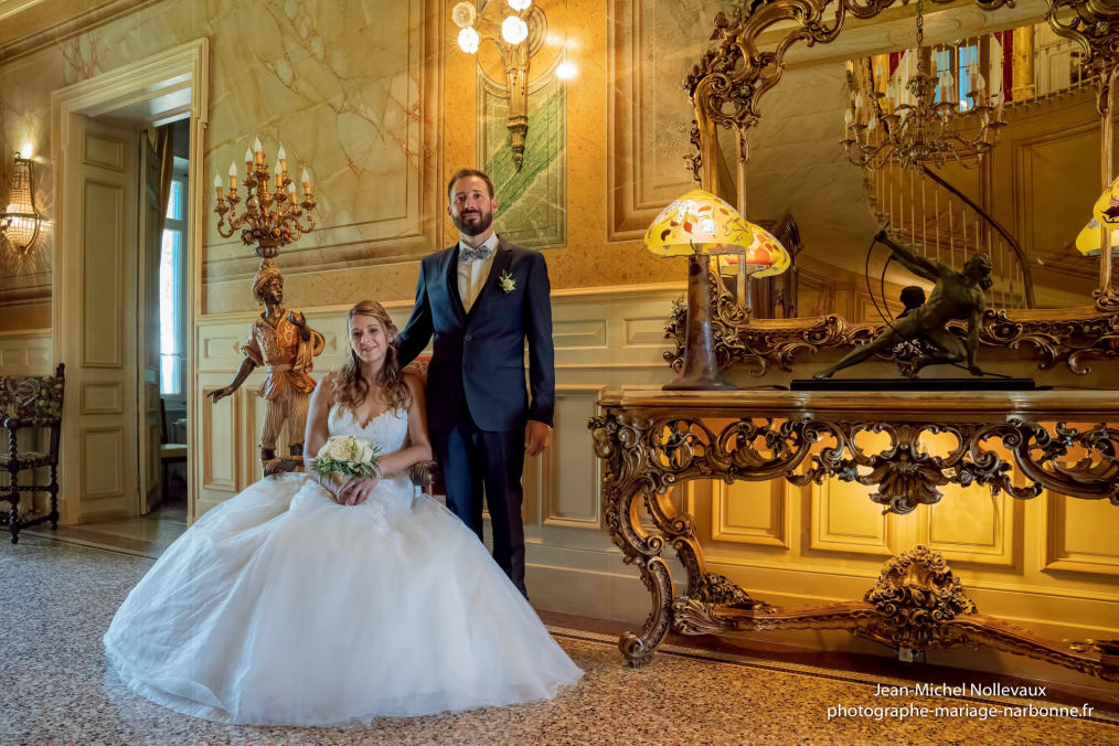 Photographe mariage Narbonne